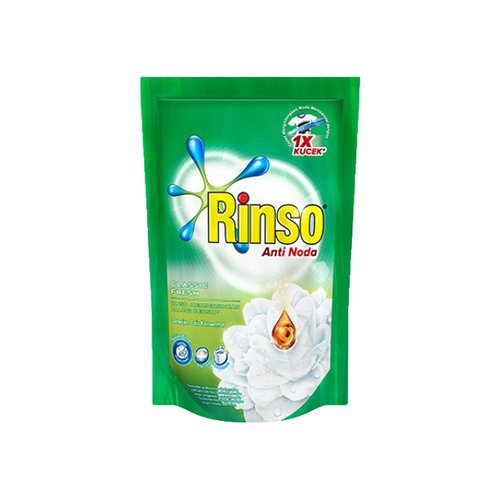 RINSO Anti Noda Classic Fresh Liquid 750 ml