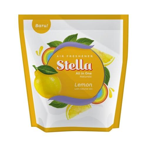 STELLA All In One Lemon 42 Gram 18 Pcs