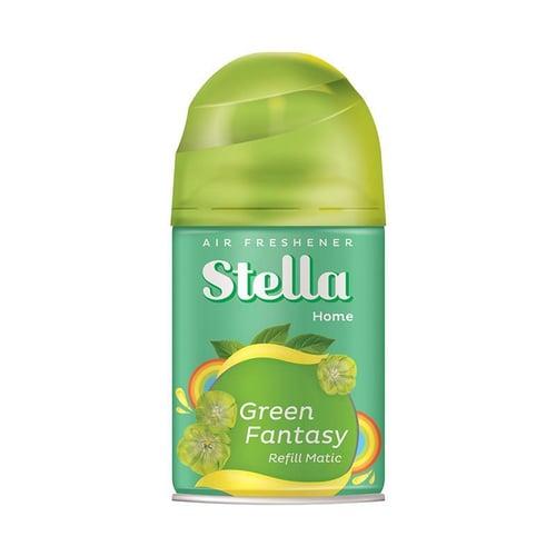 STELLA Matic Refill Green Fantasy 225 ml
