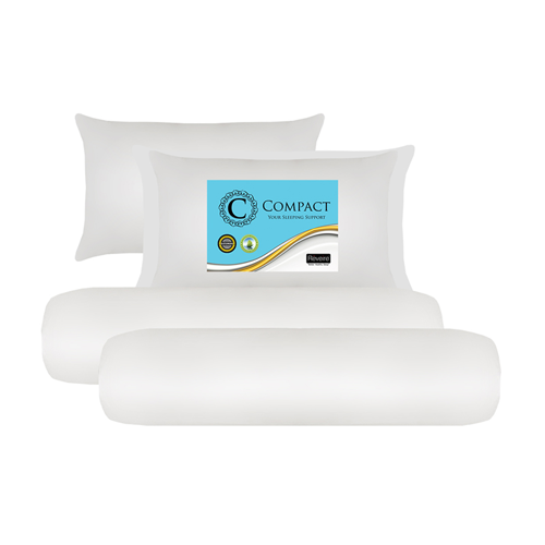 COMPACT by The Luxe Paket 2 Bantal dan 2 Guling