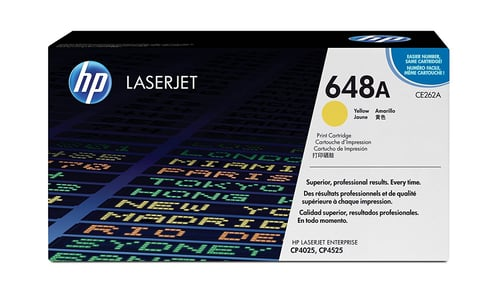 HP Toner Cartridge Original CE262A