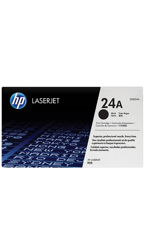 HP Toner Cartridge original Q2624A