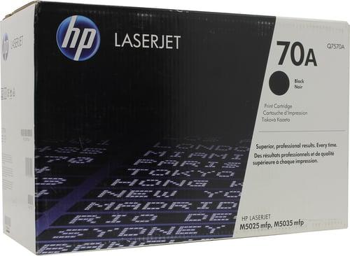 HP Toner Cartridge Original Q7570A