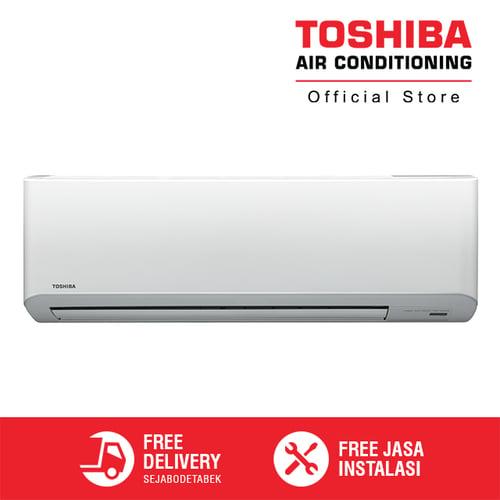Toshiba AC 1.5 PK Thailand RAS-13S3KS-ID + Jasa Instalasi AC