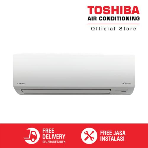 Toshiba AC Inverter 1.5 PK Thailand RAS-13G2KCV-ID + Jasa Instalasi AC