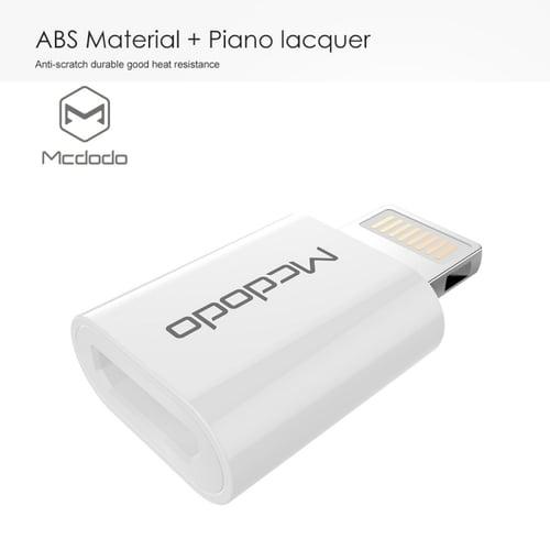 MCDODO OTG Convertor Lightning to Micro USB 2.0 AF MOT-1022/1023/1024