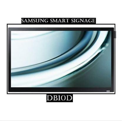 Samsung Smart Signage - DB10D Garansi