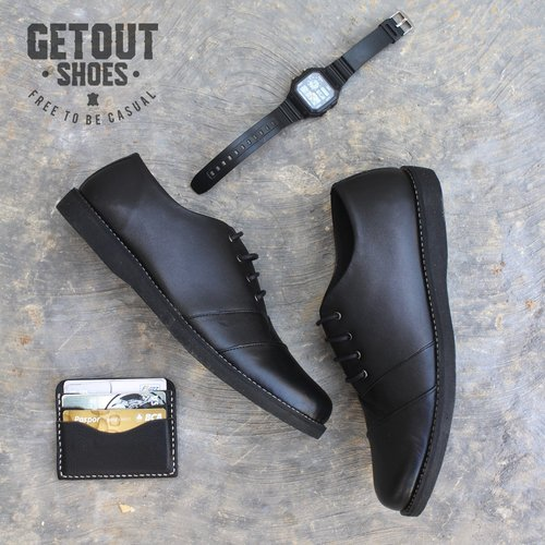 Getout Shoes 02 Letto - Nappa Genuine Leather - Size 39