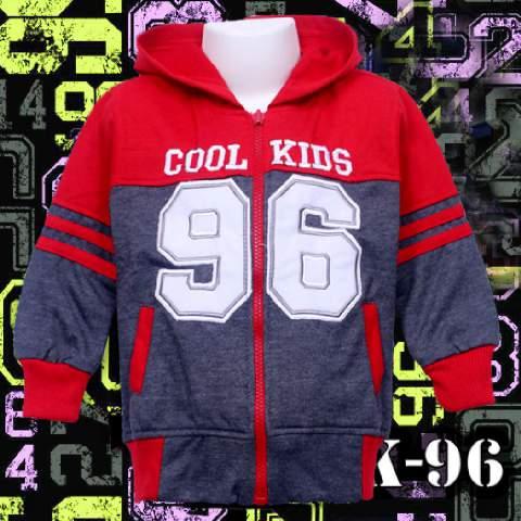 Jaket Anak Cool Kids - Dafnazz - Size 8 Tahun