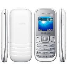Samsung Keystone 3 B109E Putih