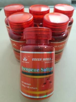 Green World Lycopene Softgel Dan Prostat Problem dan Solusinya