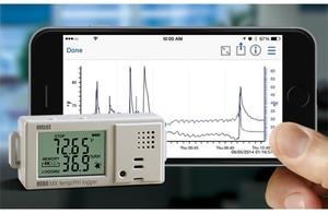 HOBO Onset MX1101-01 Temperature/RH Data Logger
