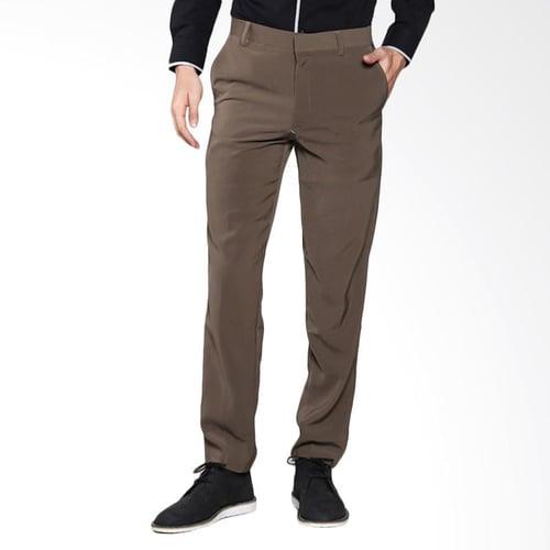 FG Celana Pria Formal - Coklat Muda