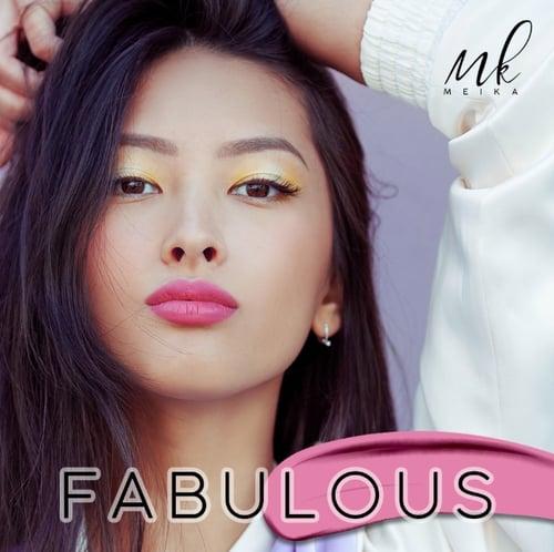 Meika - Variant Fabulous - Lipstick / Lipstik Matte Jepang / Japan