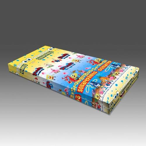 Rivest Sarung Kasur 160 x 200 x 20 - Spongebob