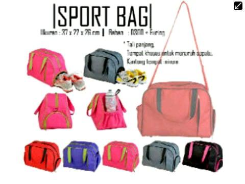 Sport Bag (Gym Bag) High Quality