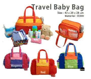 Travel Baby Bag (Travel Bag atau Baby Bag)