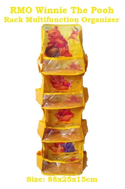 RMO Winnie the Pooh (Rack Multifunction Organizer) Karakter Tripleks