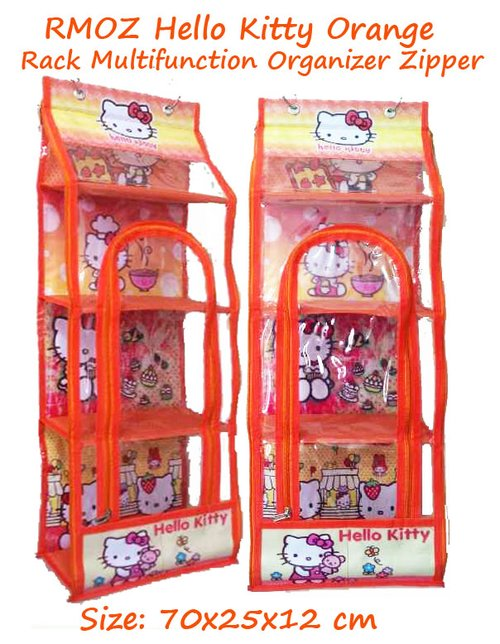 RMOZ Hello Kitty Orange (Rack Multifunction Organizer Zipper) RMO
