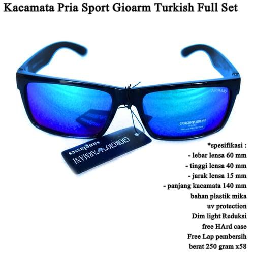 GIORGIO ARMANI Kacamata Sport Tukish
