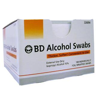 Alkohol Swab 100 PC