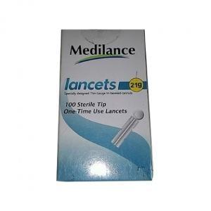 Benechek Medilance Lancet 28G PC (100 Pcs/Box)