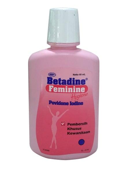 BETADINE Feminine Hygiene Wash 60ml