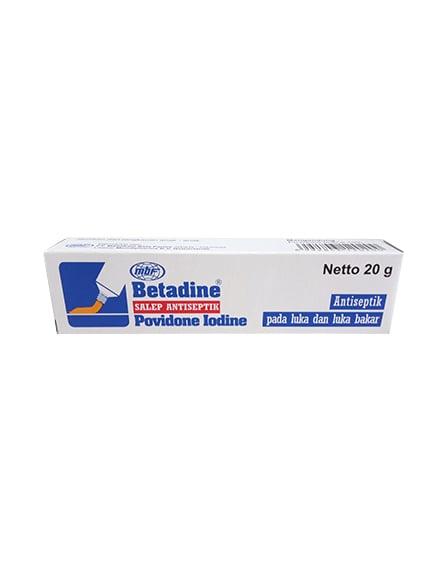 Betadine Oint 20 Gram