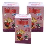 Biolysin Kids 30 Tablet - 3 Botol ( rasa Anggur)