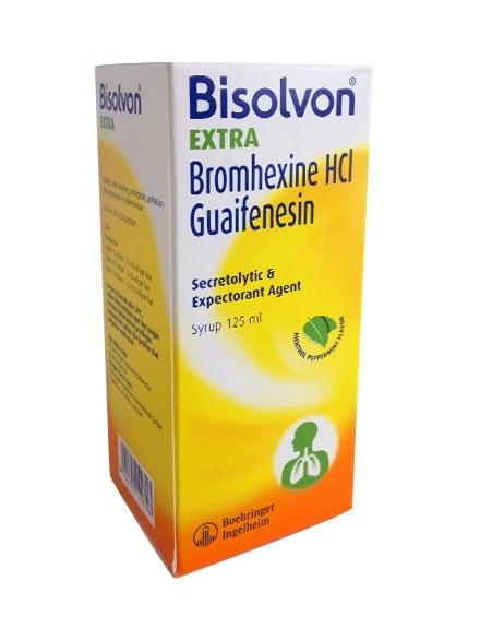 Bisolvon Extra  125 ml