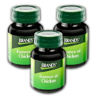 Brands Essence Of Chicken 70 gr 3Botol