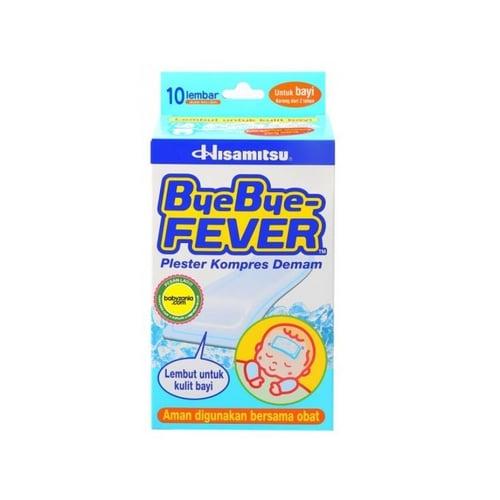 Bye Bye Fever Bayi 10 Sch