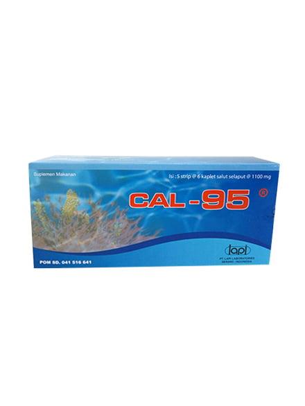 Cal-95 30 Kpl/Box
