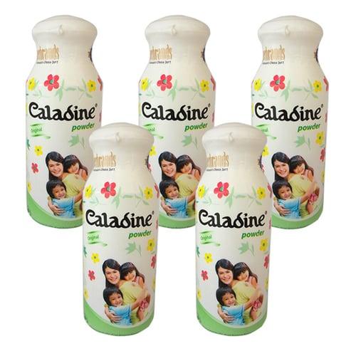 Caladine Powder 60 Gram (5 Botol)