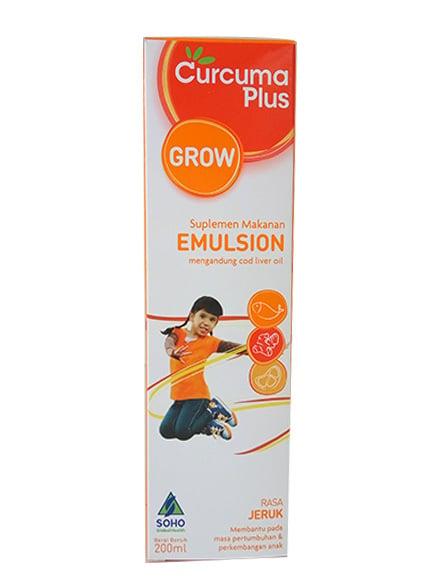 CURCUMA Plus Emuls Orange 200 Ml