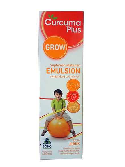 CURCUMA Plus Emuls Orange 400 Ml