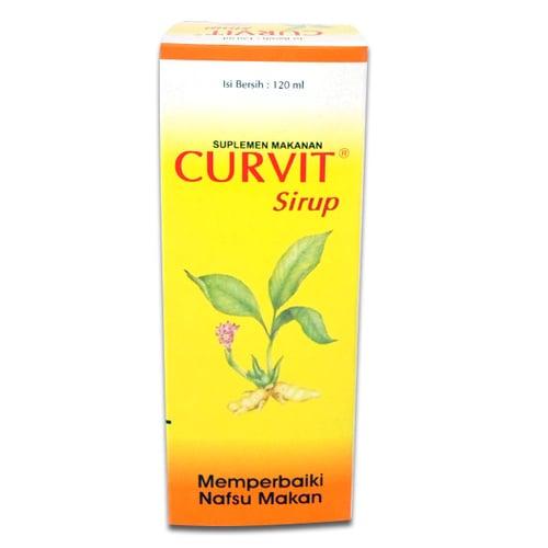 Curvit Syrup 120 Ml
