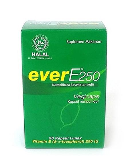 EVER-E 250 MG 30 CAP