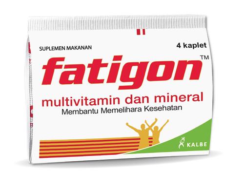 FATIGON KPL (5 Strip)