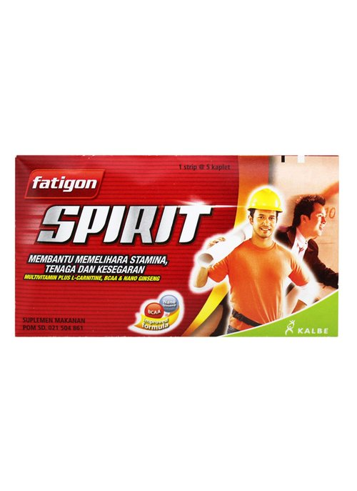 FATIGON Spirit Kaplet (3 Strip)