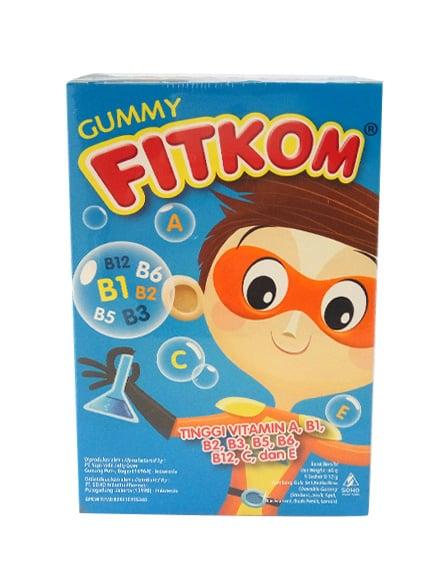 FITKOM Gummy Omega 60 Gram
