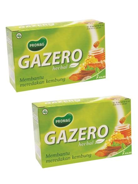 GAZERO Herbal 10 Ml Sch (2 Box)