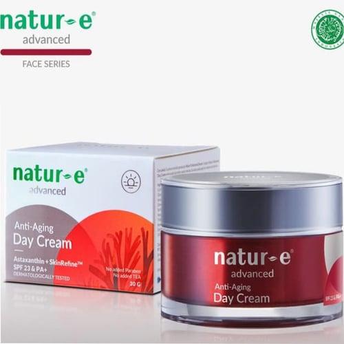 Natur E Advance Anti Aging Day Cream 30 Gr