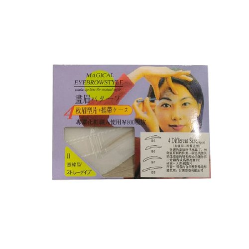 MAGICAL EYEBROW STYLE Paket Alis 4pcs
