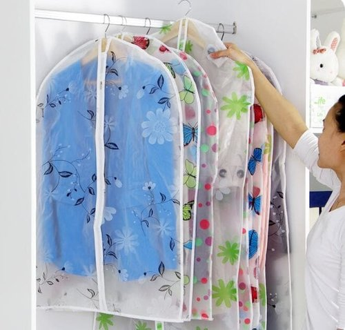 Cloth Cover Bahan Peva 60x130cm