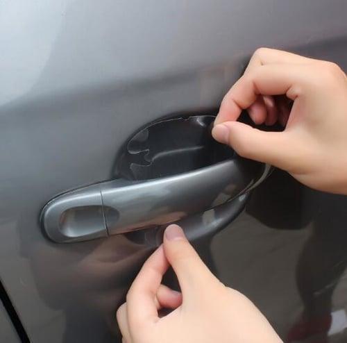 Car Door Protector Isi 4pcs