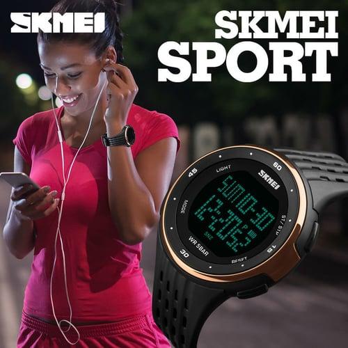 SKMEI Sport Jam Tangan Digital Waterproof Original 068