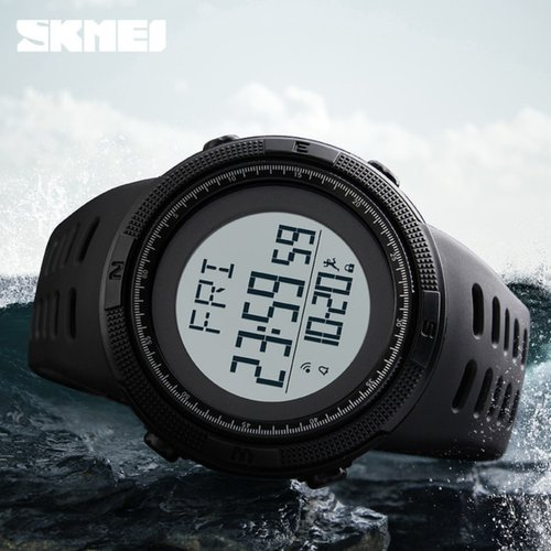 SKMEI Jam Tangan Digital Waterproof Original 159
