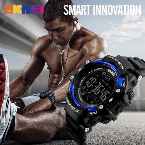 SKMEI Pedometer 3D Smart Movement Waterproof Original 239