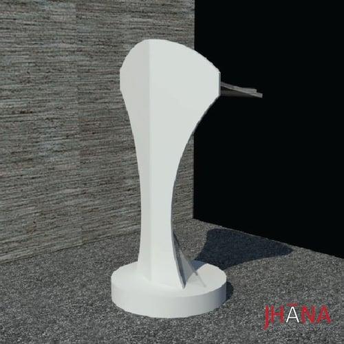 Podium Akrilik PD10 / Mimbar Akrilik/ Acrylic Lectern